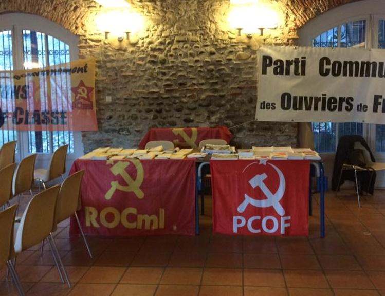 ROCML et PCOF réunis ensemble pour un meeting en commun autour des ordonnances.